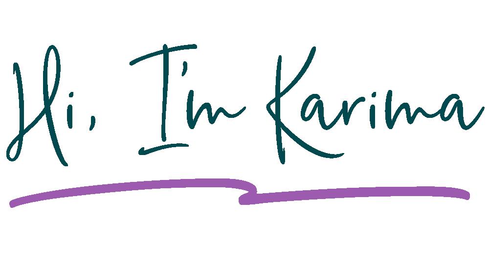 Hi, I'm Karima